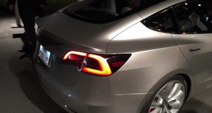 Tesla Model 3 2017 delivery date confidence