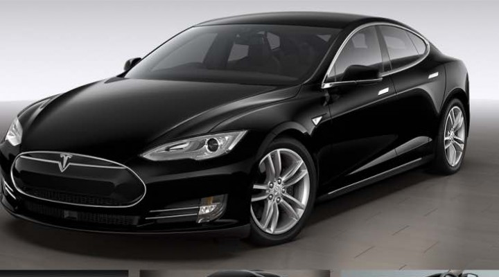 Tesla Model S 70D price in UK with finance options