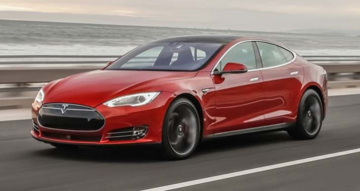 Tesla Model S May update for 75D comes at a price