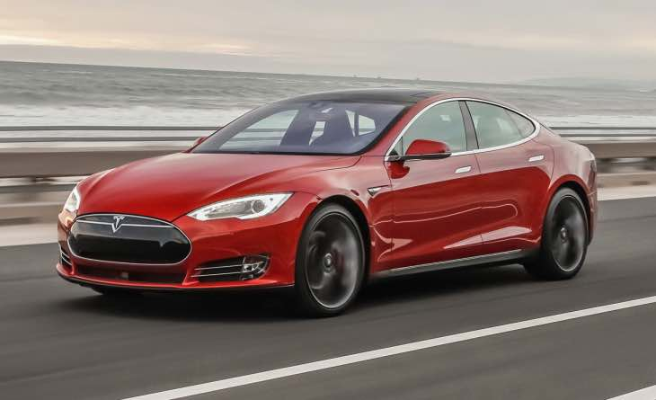 Tesla Model S May update for 75D