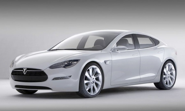 Tesla Model S UK release imminent