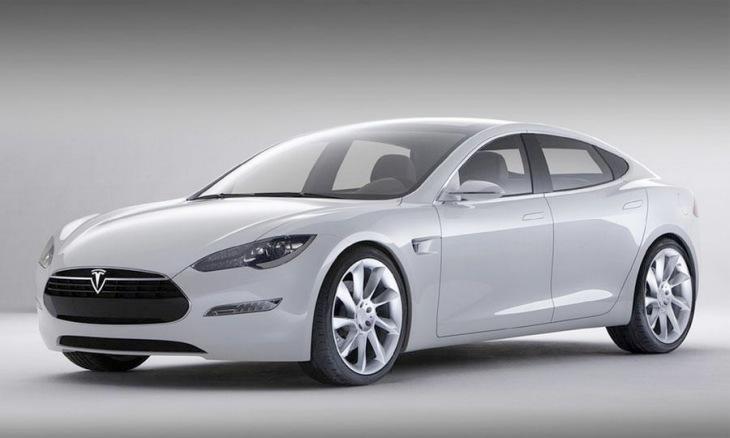 Tesla Model S UK release imminent