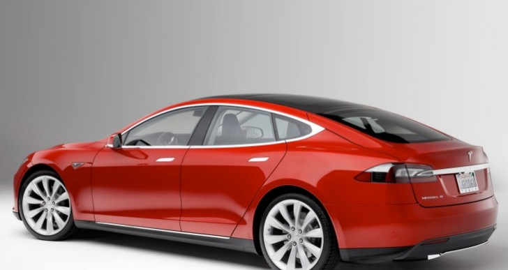 Tesla Model S car fire spurs Model X design change