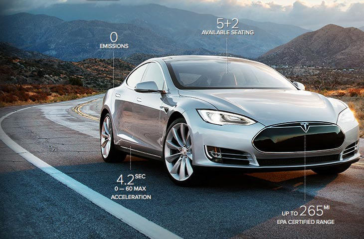 Tesla Model S Drive Unit Warranty Matches Battery Pack