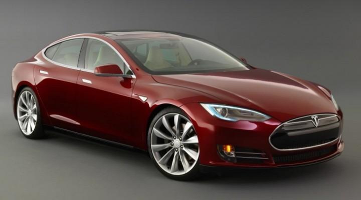 Tesla Model S range improved in USA
