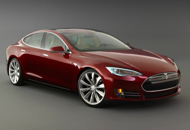 Tesla Model S range improved in USA