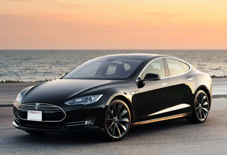 Tesla Model S refresh