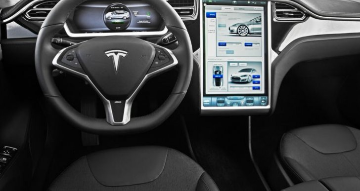 Tesla Model S software update version 6.0 live