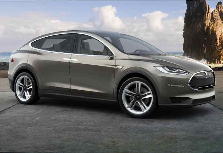 Tesla Model X availability