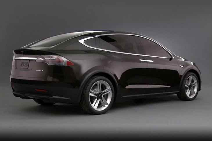 Tesla Model X deliveries