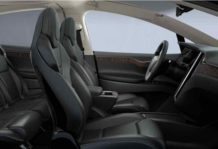 Tesla Model X interior options – Product Reviews Net