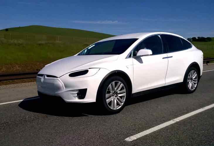 Tesla Model X performance option
