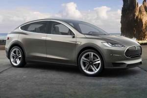 Tesla Model X performance upgrade option teased