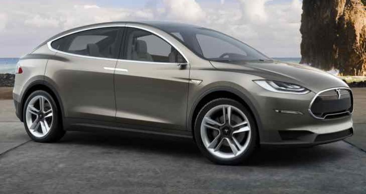 Tesla Model X performance upgrade option teased