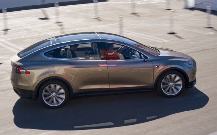 The Tesla Model S crossover to cost slightly more than the Model S