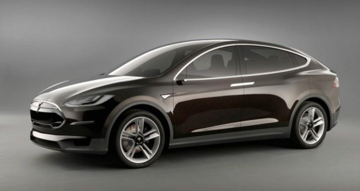 Tesla Model X range increase with Corning's Gorilla Glass