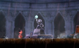 Teslagrad is an attractive puzzle platformer coming to PS Vita