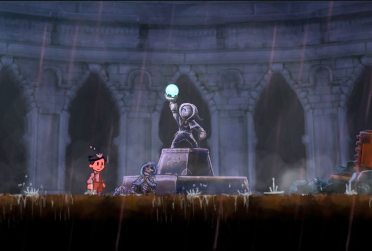 Teslagrad is the attractive puzzle platformer coming to PS Vita