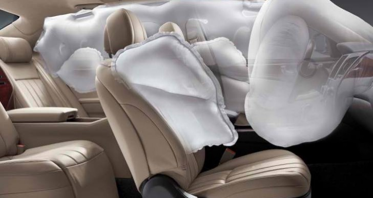 Testing Honda ties with more Takata airbag recalls