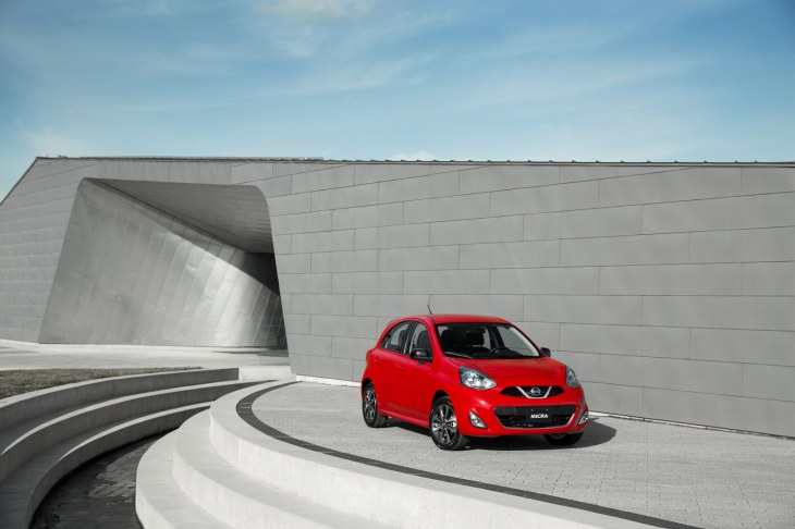 The 2015 Nissan Micra