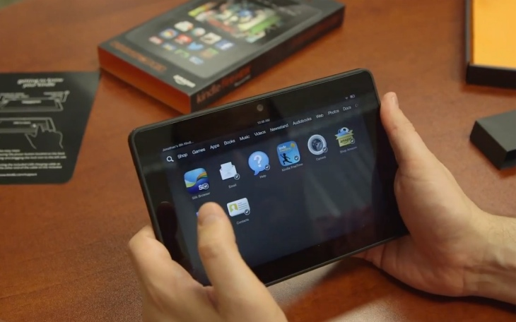 The Kindle Fire HDX 7 release is perfect timing for the iPad mini 2.