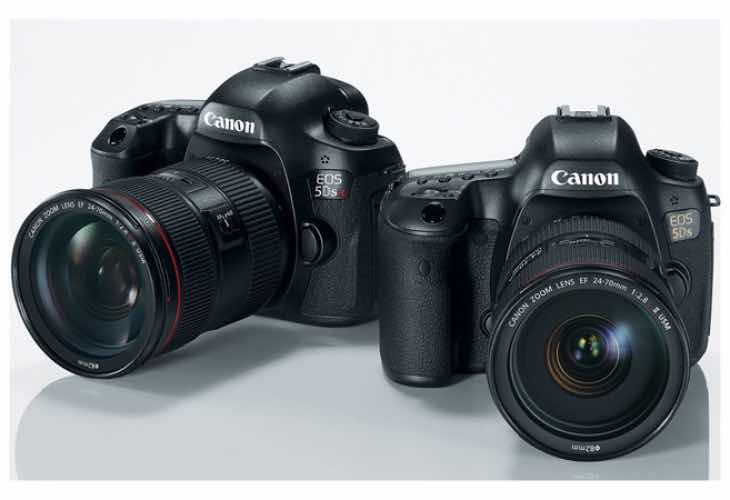 The Canon 5Ds