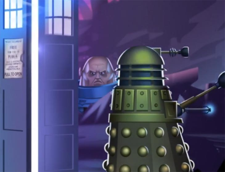 The-Doctor-and-the-Dalek-Game