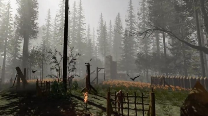 The Forest changes Steam Early Access release date