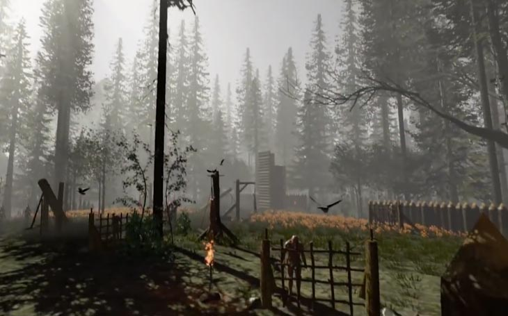World Auto Sales >> The Forest changes Steam Early Access release date ...