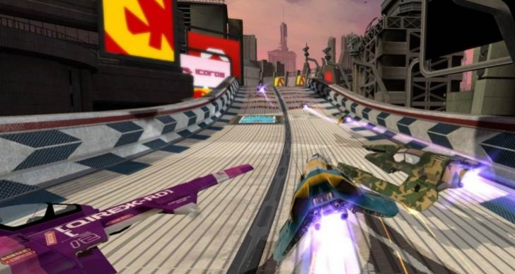 The Getaway or Wipeout for PS4 prospect resurfaces