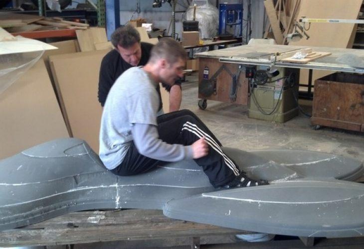 The I.T.S.U. is a Hybrid Kayak on Kickstarter