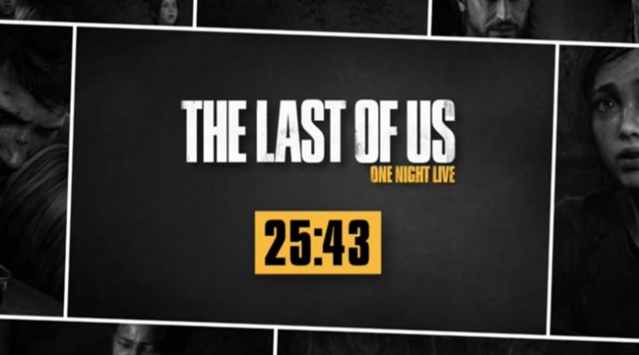 The Last of Us: One Night live stream