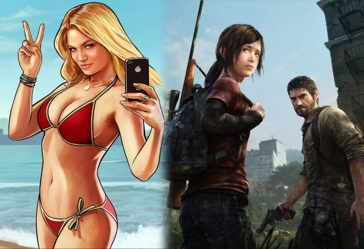 The Last of Us vs. GTA V for BAFTA Best Video Game