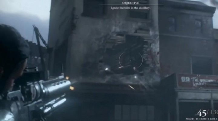 The Order: 1886 gameplay from Twitch stream