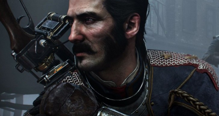 The Order: 1886 assets, previews and gameplay
