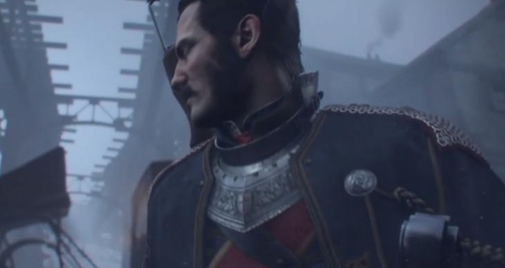 The Order: 1886 behind-the-scenes video