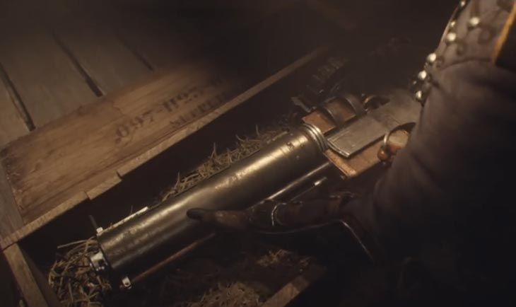 The-Order-1886-creating-weapons