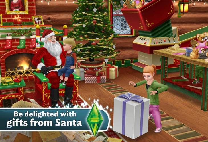 The Sims FreePlay update