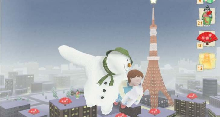 The Snowman & Snowdog 2014 app crashing for some
