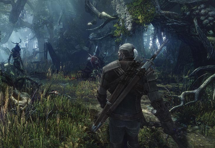 The Witcher 3 gameplay footage (UPDATED)