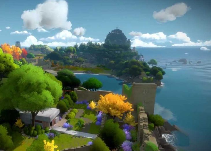 The Witness game accumulates new screens and first trailer