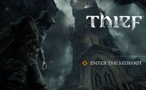 Thief companion app for iPhone, Android