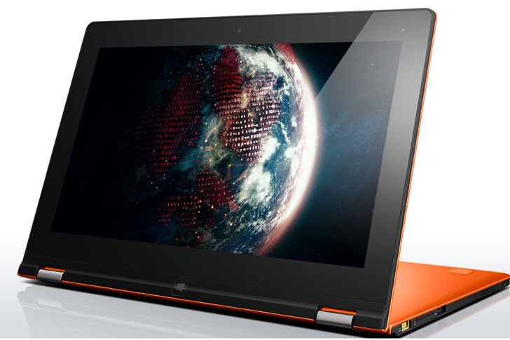 Lenovo Yoga 2 Pro and ThinkPad Yoga launch