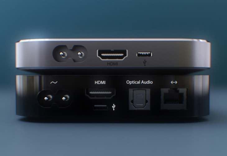 Thinner Apple TV
