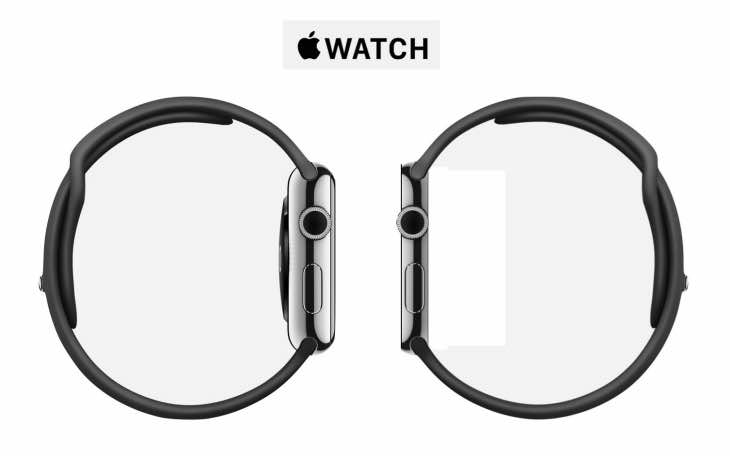 Thinner Apple Watch