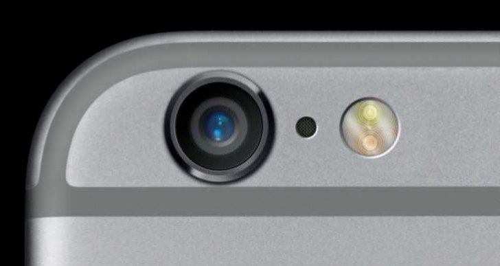 Thinner iPhone 7 camera module for flat design