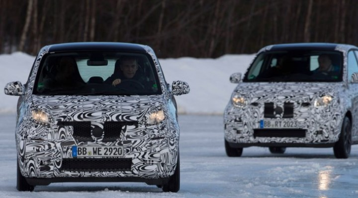 Third-gen Smart ForTwo boasts significant changes