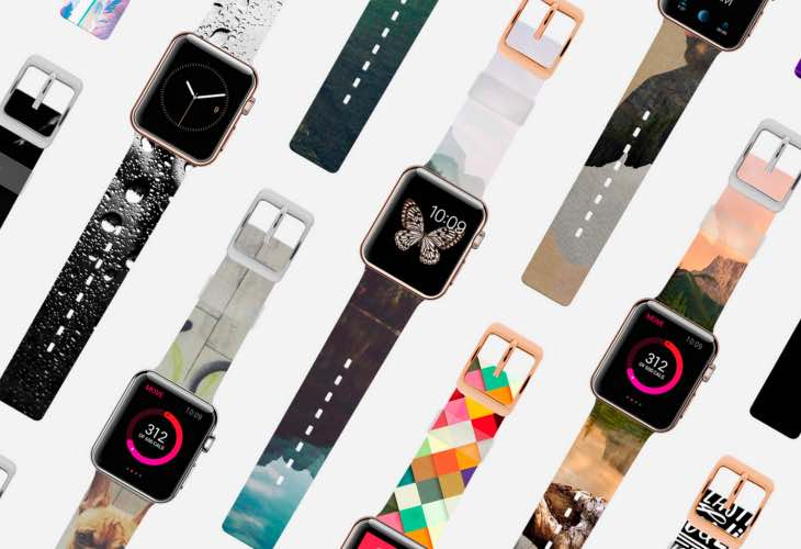 Third-party Apple Watch band program