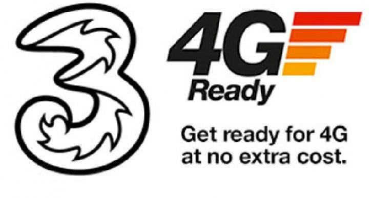 Three UK expands 4G rollout