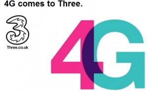 Three UK upgrades to 4G for free, LTE incoming